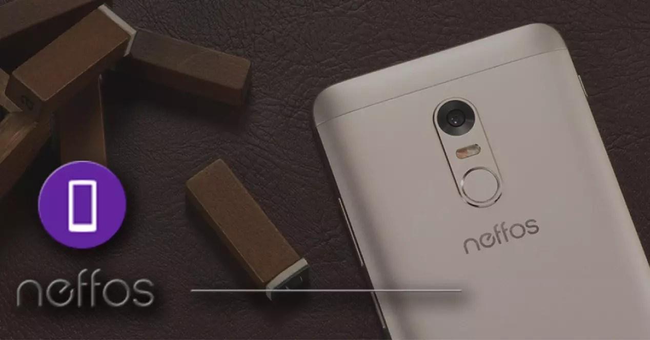 Smartphones Neffos