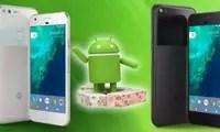 Funciones de los Google™ Pixel exclusivas que no tendrás con Android™ 7.1 en usted móvil