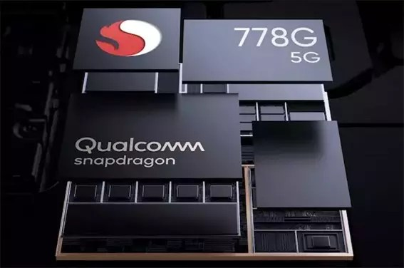 Qualcomm Snapdragon 778G 5G processor