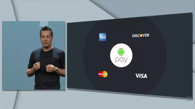 Android M Pay.