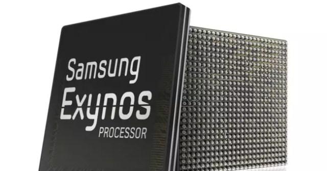 Samsung coprocesador Exynos