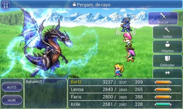 Square Enix Quiere Celebrar La Navidad Bajando El Precio De Sus Final Fantasy Para Android