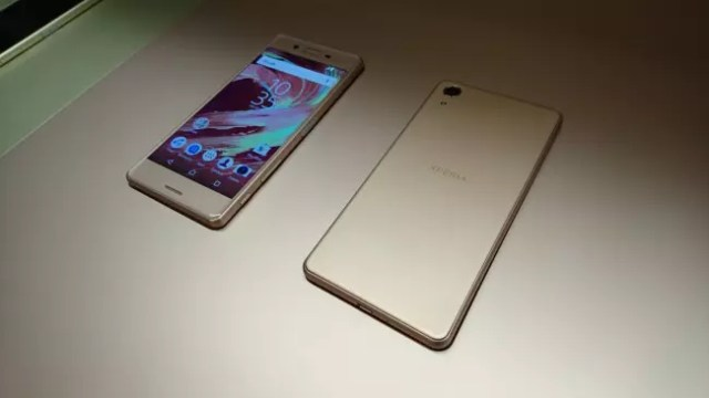 Sony Xperia(móvil) X Performance blanco