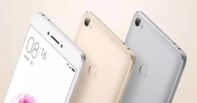 Xiaomi Mi Max en tres colores