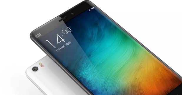 Xiaomi Mi Note 2 Mobile Phone