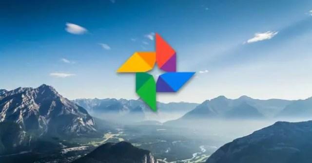 Google Fotos montañas