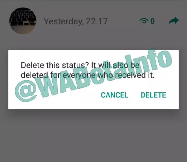 novedades en WhatsApp