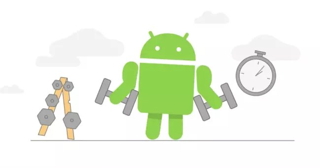 android fuerte