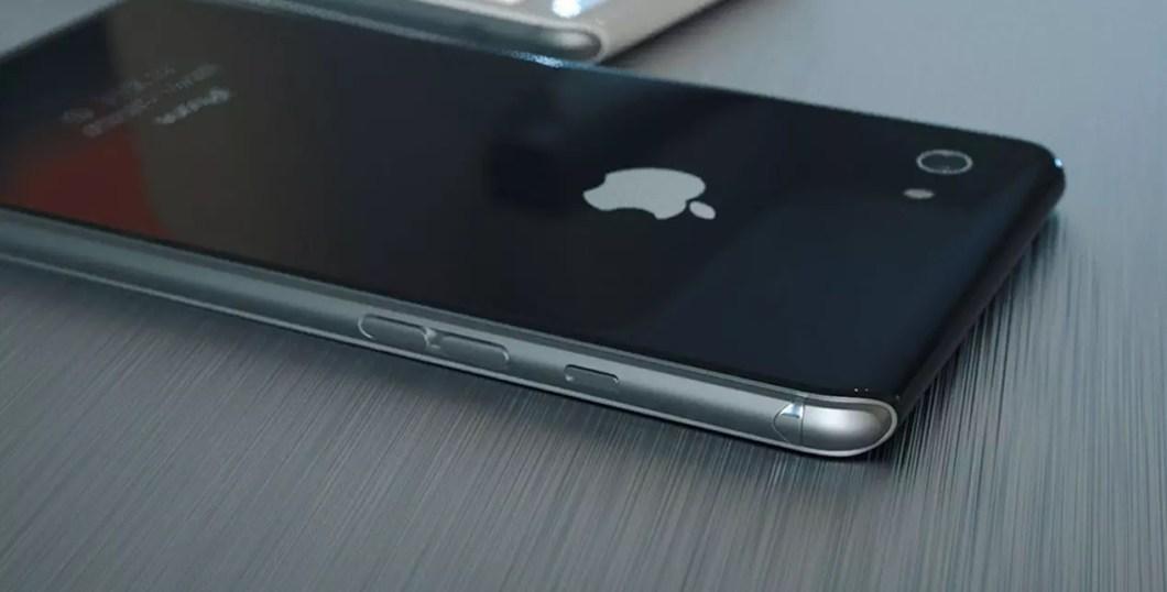 Carcasa de cristal del iPhone® 8