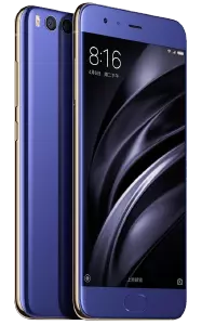 Xiaomi Mi 6 with Android