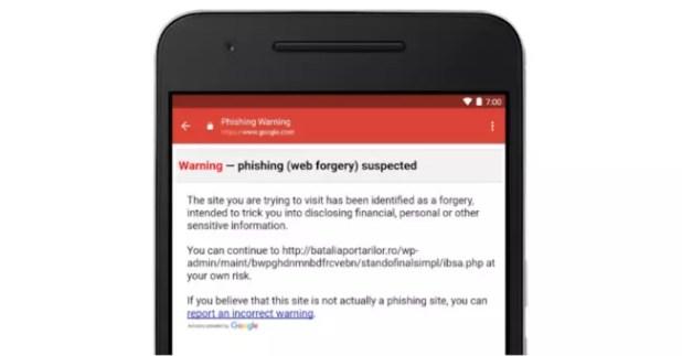 phising gmail