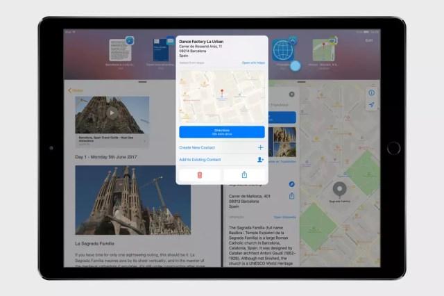 Versión de ©iOS once optimizada para iPad Pro