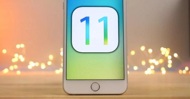 Vídeo con novedades de iOS 11