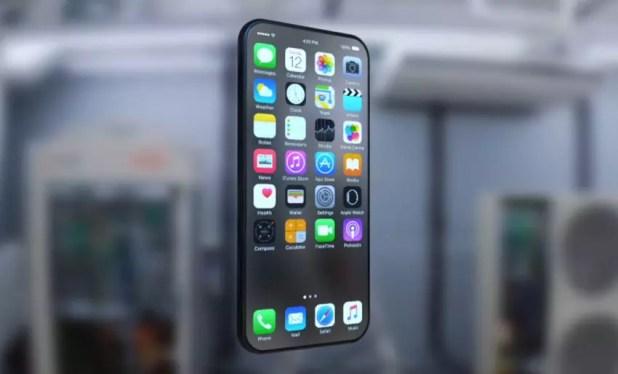 Display del iPhone 9
