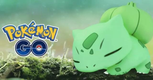 nuevo acontecimiento de Pokémon Go