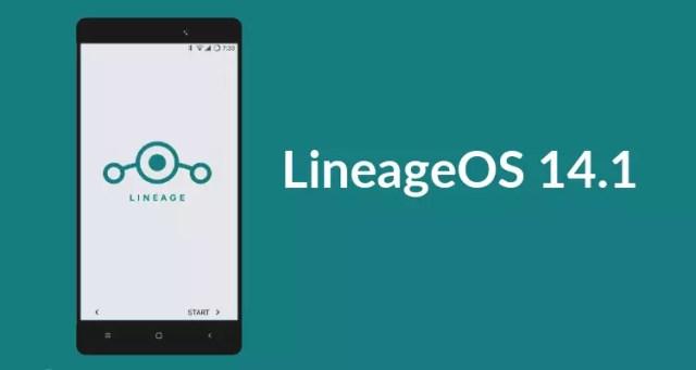 Primera ROM oficial de LineageOS 14.1 para tres smartmoviles Xiaomi