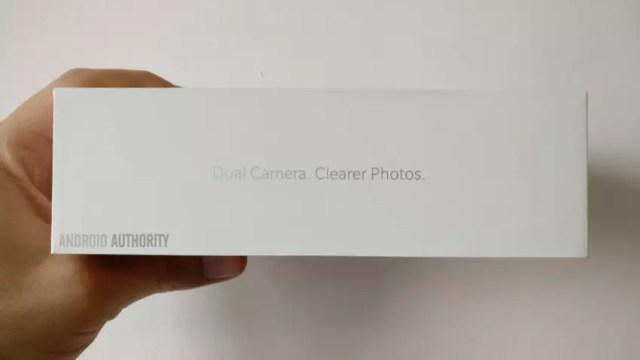 OnePlus 5 con doble cámara trasera como característica