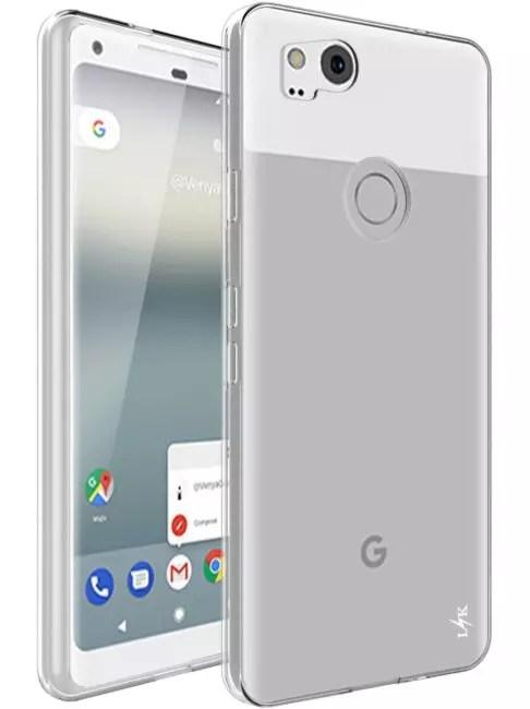 Google Pixel 2 llegaría con jack de auriculares