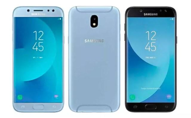 Samsung Galaxy℗ J5 Pro azul y negro