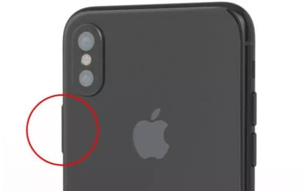 boton iphone 8