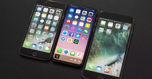 Retrasos en la producción del iPhone 8