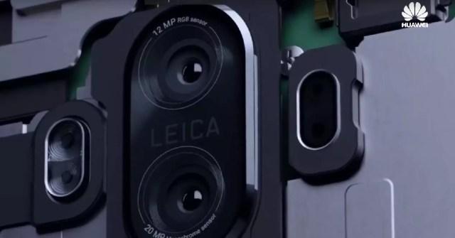 cámara dual Leica del Huawei℗ Mate 10