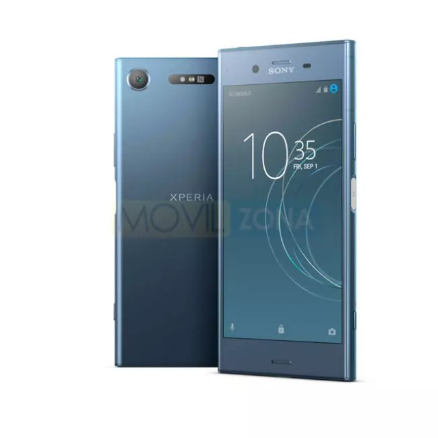 Sony Xperia(móvil) XZ1 azul