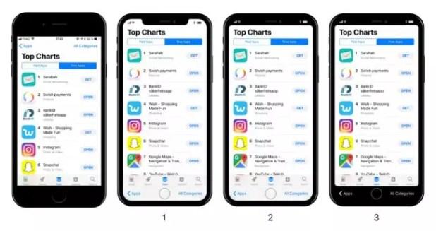 iOS 11 en el iPhone 8