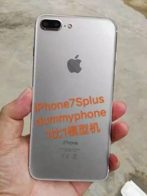 cuerpo del iPhone 7s