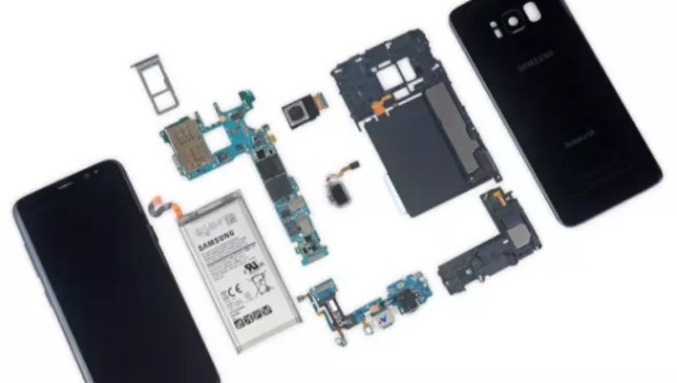 s8 teardown
