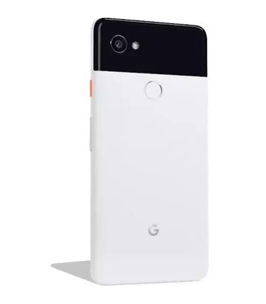 Google Pixel 2 XL en color blanco