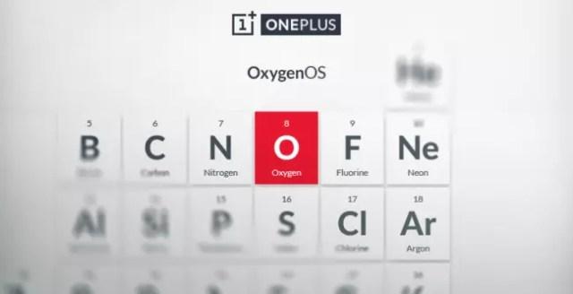 Logotipo de OxygenOS