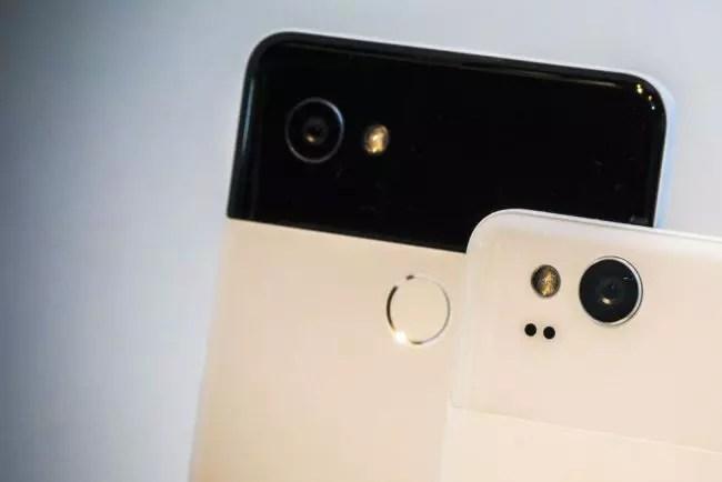 Cámara del Google® Pixel dos XL