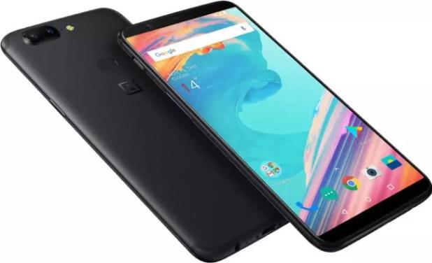 Pantalla FullHD+ del OnePlus 5T