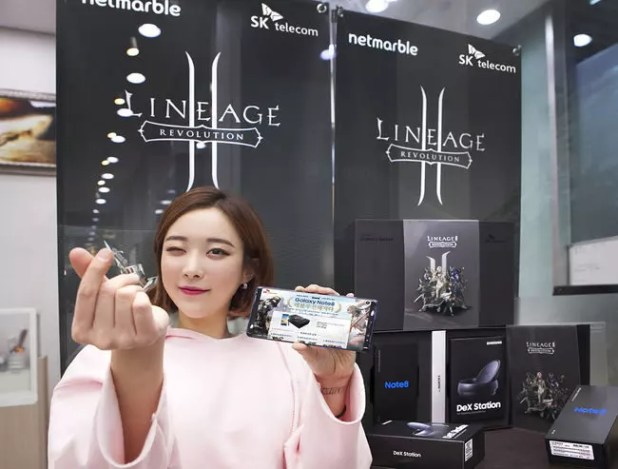 lineage 2 note 8