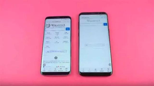 Samsung Galaxy℗ S8 con Oreo