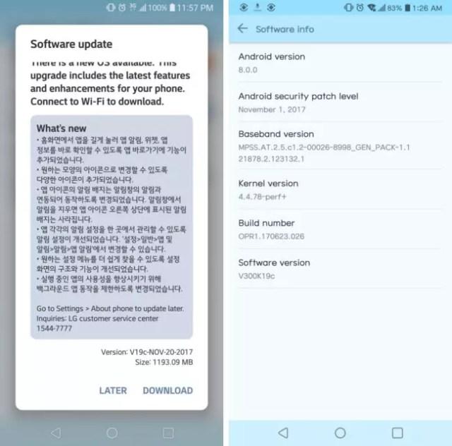 Android Oreo en el <stro data-recalc-dims=