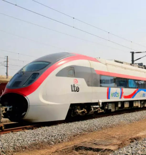 Tren con tecnologia LTE