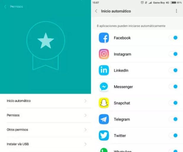 whatsapp inicio automatico