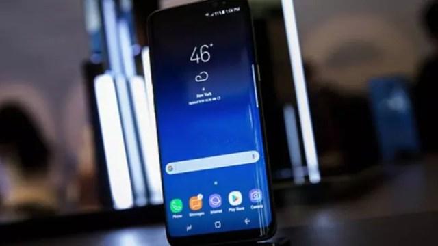Samsung Galaxy℗ S9 por delante