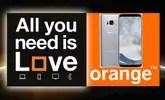Samsung Galaxy℗ S8 a precio(valor) de derribo con las tarifas LOVE de Orange
