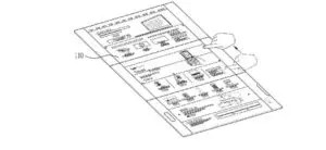 Prototipo patentado por LG