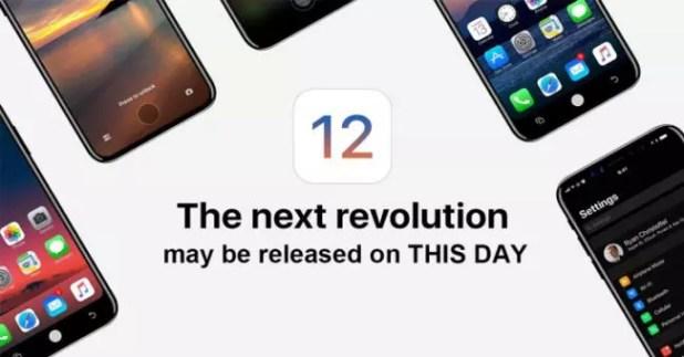 Publicidad de iOS 12