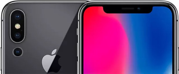iPhone X con triple cámara