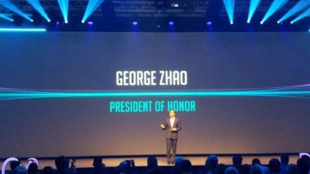 presentación del Honor 10 en Londres