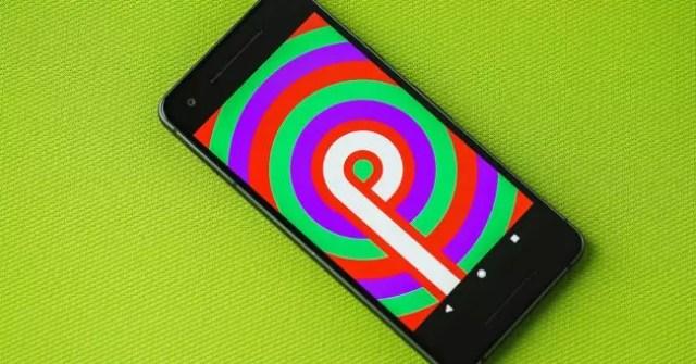 Android P en un <stro data-recalc-dims=