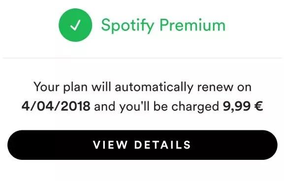 Spotify Premium gratis-2 meses