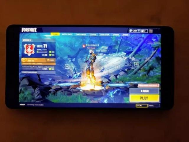 jugar a Fortnite en Android