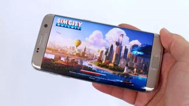 Samsung Galaxy X-gaming smartphone-movil plegable