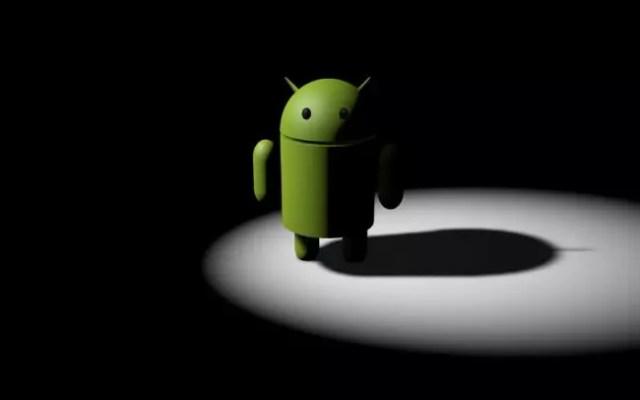 Android en la oscuridad